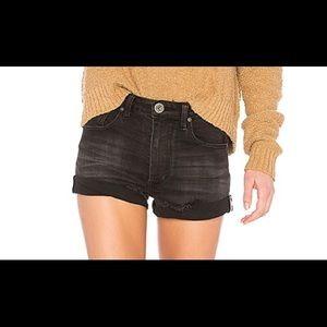OneTeaspoon Harlets High Waist Shorts